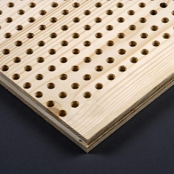 Produkt bersicht akustikplatten aus holz metall bl hglasgranulat und vermiculit - Akustikplatten wand ...
